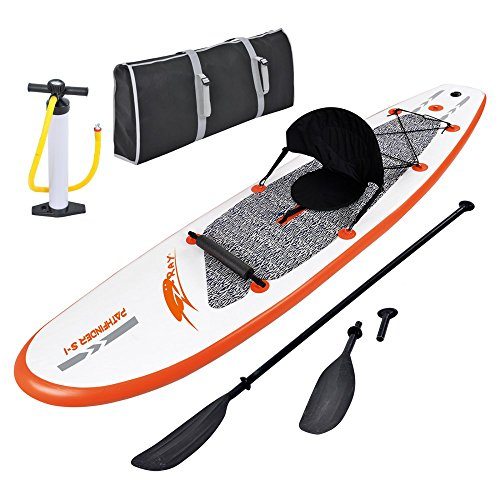 Blue Wave Sports Stingray 10 ft. Inflatable Stand Up Padd...
