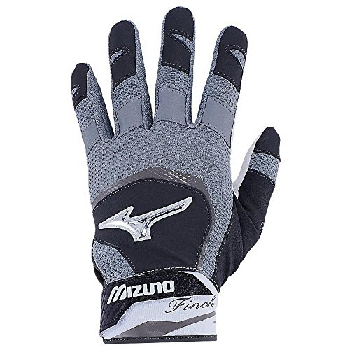 Mizuno Womens Finch Women's Softball Padded Batting Glove