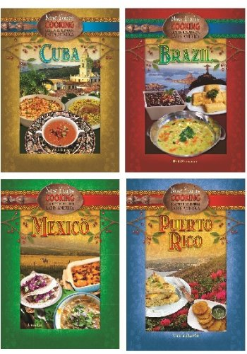 Healthy Recipes from Latin America Set (Now You're Cooking: Healthy Recipes from Latin America) pdf