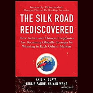 The Silk Road Rediscovered Audiobook