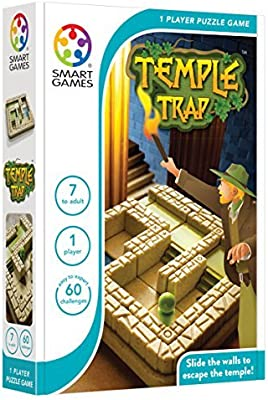smart games - Juego de Mesa Temple Trap: Amazon.es: Juguetes y juegos