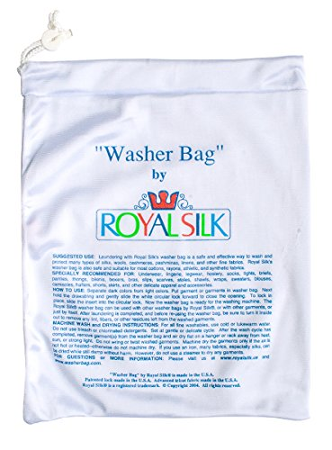 Small Laundry Bag for Silks by ROYAL SILK®
