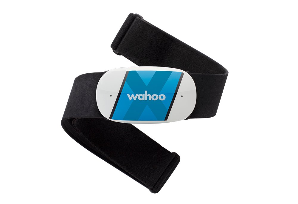 WFBTHR02P Wahoo TICKR X Heart Rate Monitor with Memory Bluetooth // ANT+ Wahoo Fitness Sports /& Outdoors