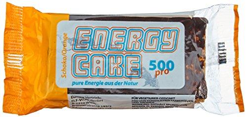 E.L.F Energy Cake - Schoko/Orange 24x125g, 1er Pack (1 x 3 kg)