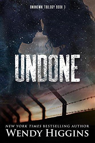 Undone (Unknown Trilogy Book 3)