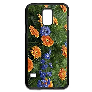 Samsung Galaxy S5 Cases Gerbera Bouquet Design Hard Back Cover Cases Desgined By RRG2G by icecream design