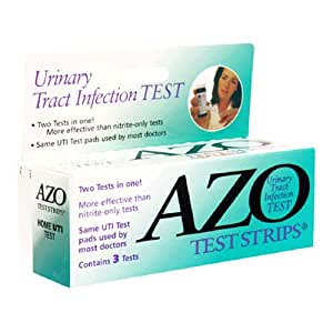 Bladder infection azo