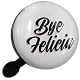 Small Bike Bell Vintage Lettering Bye Felicia - NEONBLOND