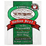 Louie's Italian Beef Seasoning, 3-ounce (Pack of 6)