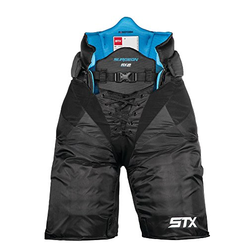 STX Ice Hockey Surgeon Rx 2 Junior Pant, Black, Large