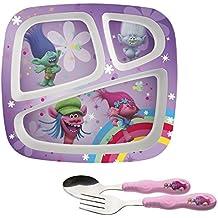 Zak Designs Trog-2070 Dinnerware Set