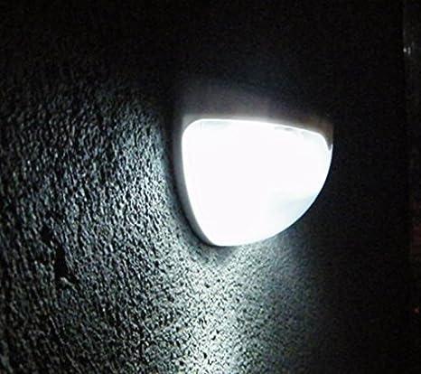 6 Pack Deal - Outdoor Solar Gutter LED Lights - Basic Handheld ...