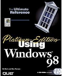 Platinum Edition Using Windows 98