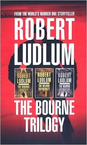 Bourne Supremacy Book Cover