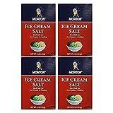 the authority maker - Morton Ice Cream Salt 4lb box (Pack of 4)
