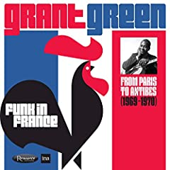 Grant Green I Wish You Love cover