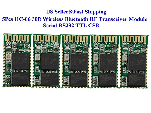 Integrated Circuits Wireless Bt Master And Slave Hc-05 Transceiver Module For Arduino Arm Dsp Pic Smartphones Pad And Psp With Bt Function