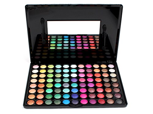 (Yougman Pearly Warm Tone Eyeshadow 88 Color Sets #4)