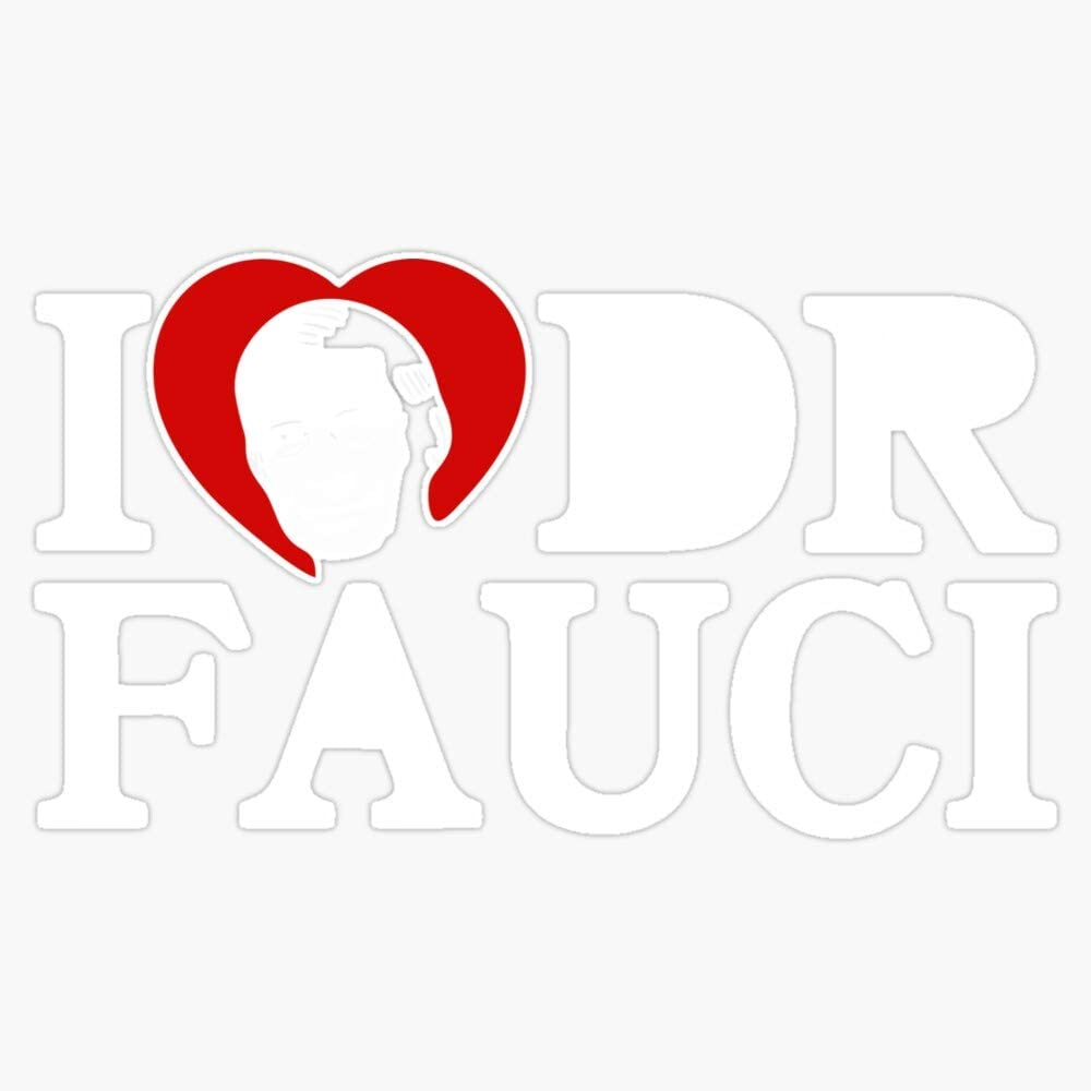 Sticker Vinyl Bumper Sticker Decal 5 Wwfd What Would Fauci Do?!