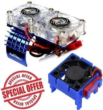 NEW Traxxas 3340 Velineon VXL ESC Cooling Fan 1//10 Slash 4X4 *SHIPS FREE*