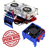Amazon Com Traxxas 3785 Titan 12 Turn 550 Motor Toys Amp Games