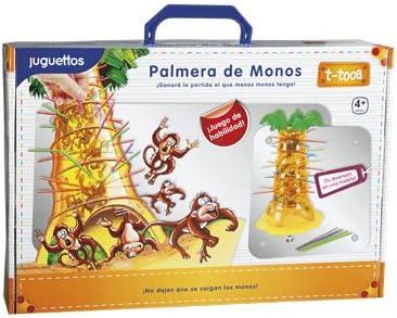 T-Toca Palmera de Monos: Amazon.es: Juguetes y juegos