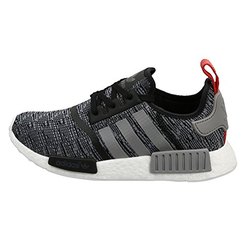 solid Black Adidas Grey Nmd Black core Core Homme r1 Derbys nOOYzq4P