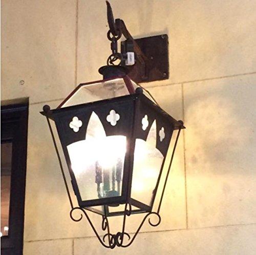 St. James Savannah Copper Lantern Large (Charleston Large Hanging Lantern)