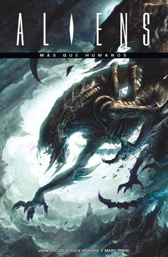Descargar Libro Aliens. Más Que Humanos John Arcudi