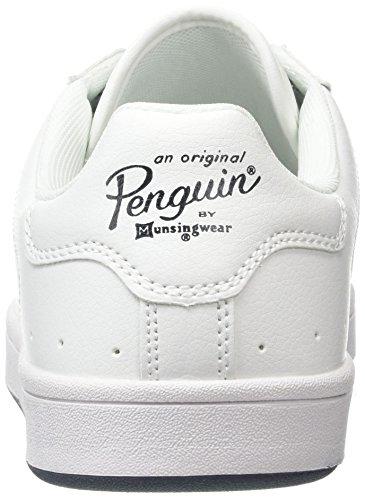 Original Penguins Herren Steadman Sneaker White (White)
