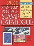 Standard Postage 2001, Scott Publishing Company Staff, 0894872656