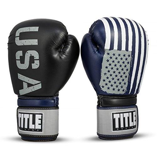 Title Boxing Tribute Bag