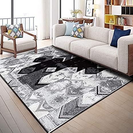 Amazon.com: TLYDT Nordic Geometric Carpets Living Room ...
