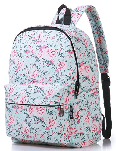 Lily Drew Lightweight Canvas Backpack