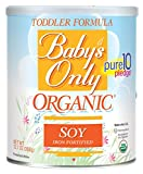Baby's Only Organic Toddler Formula, OG2, Soy, Kosher 12.7 Ounce Pack of 6