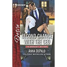 Second Chance with the CEO (The Serenghetti Brothers)