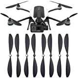 HeiyRC 8pcs Propellers for GoPro Karma Drone Self-Tightening Propeller Quick Release Blades Accessories CW CCW Props