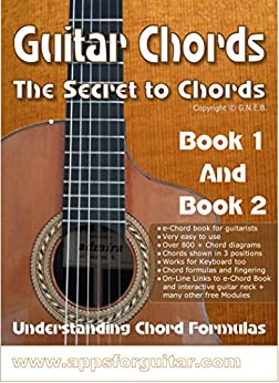 Guitar Chords: Secret to Chords (English Edition) por [Bull, Gerard]