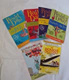 Roald Dahl Books: Fantastic Mr Fox; the Twits; the Bfg; Danny Champion of the World ; the Enormous Crocodile (Book Sets for Kids: Grade 3-6)