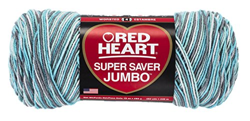 RED HEART Super Saver Jumbo Yarn, Icelandic