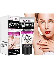 Whitening Cream Natural Underarm Lightening & Brightening Deodorant Cream Armpit Whitening Body Creams Underarm Repair Between Legs Knees Private Part 100 ml