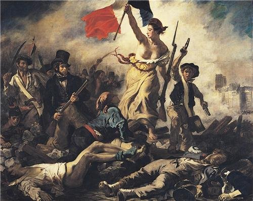 FRENCH REVOLUTION GLOSSY POSTER PICTURE PHOTO france bastill