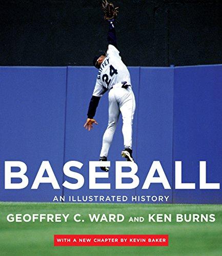 Baseball by Geoffrey C. Ward and Ken Burns
