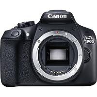 Canon EOS 1300D EF-S 18.7MP CMOS (Black) Body Only International Version (No Warranty)