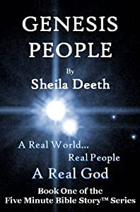 Genesis People: Five-Minute Old Testament Stories (Five-Minute Bible Story Series Book 1)