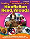 Teaching Comprehension with Nonfiction Read Alouds, Dawn Little, 0545087430