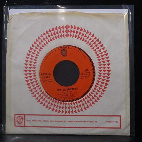 (Petula Clark 45 RPM Kiss Me Goodbye / I've Got Love Going For Me)