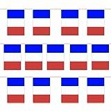 10mm de Ancho FLOFIA 50m Cinta Francesa Decorativa de Poli/éster Tricolor Azul Blanco y Rojo Bobina Cinta Francia de Bandera para Fiesta Celebraci/ón Nacional Francesa Pulseras Lazos Artesan/ía Regalo