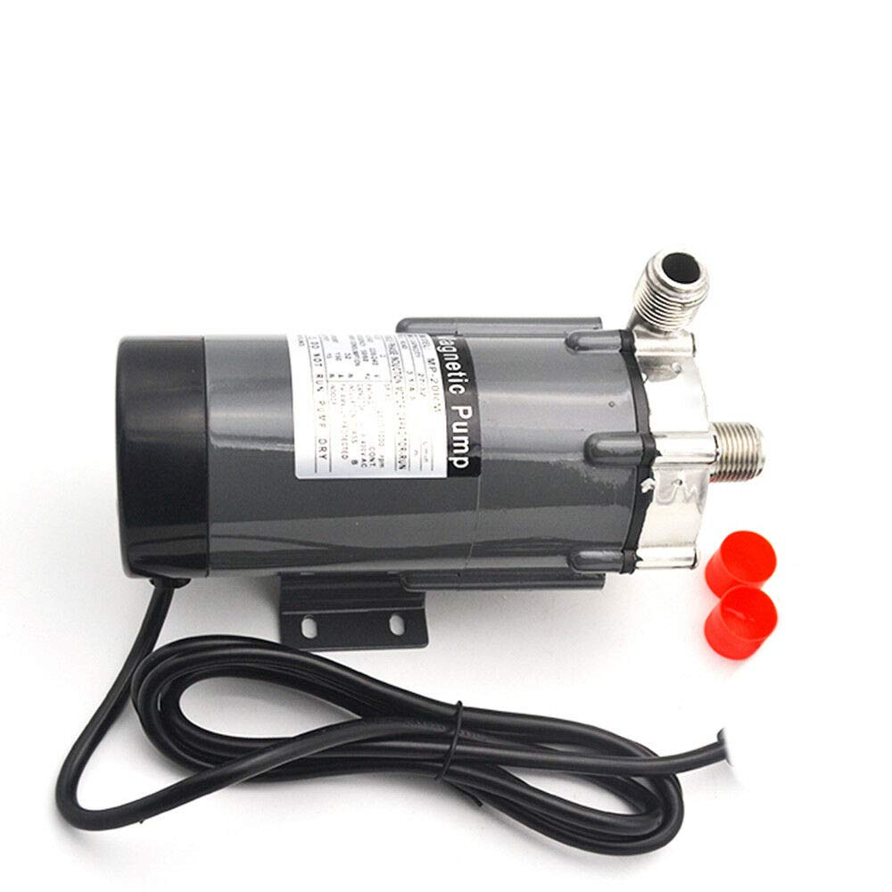Magnetic Pump 15R Centrifugal Pump Magnetic Pump Food Grade Home Brew Beer Pump Magnetic Drive 15R Food Grade Water Pump 304 Stainless Head USA by BOYU-SHITAI