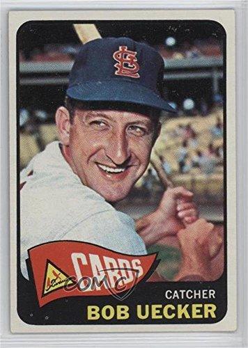 Bob Uecker (Baseball Card) 1965 Topps - [Base] #519 Bob Uecker Baseball